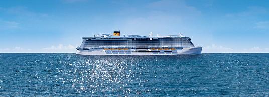 Costa remet en service un troisième navire