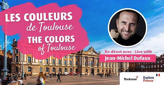 Toulouse en rose en direct avec Jean-Michel Duffaux le 17 mars !