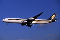 Le plus long vol commercial sans escale de l'histoire lundi prochain entre les Etats-Unis et Singapour