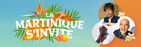 La Martinique s'invite | Devine qui vient cuisiner ce soir?