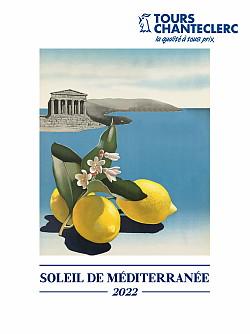 Tours Chanteclerc annonce ses séjours 2022 en Méditerranée