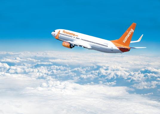 Sunwing est de retour à Québec avec des vols hebdomadaires vers des destinations soleil populaires à partir de novembre