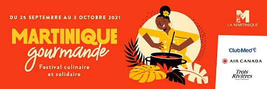 Le Festival Martinique Gourmande est de retour pour une édition virtuelle et  doublement solidaire !