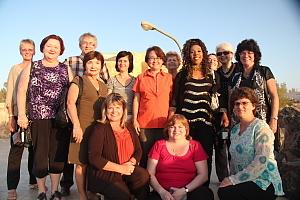 Organisé par le JTB, ce voyage de familiarisation réunissait aussi une quinzaine d'agents de voyage.