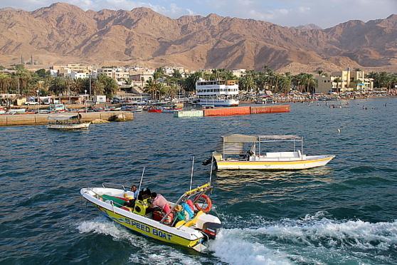 Aqaba est une destination balnéaire en pleine croissance.