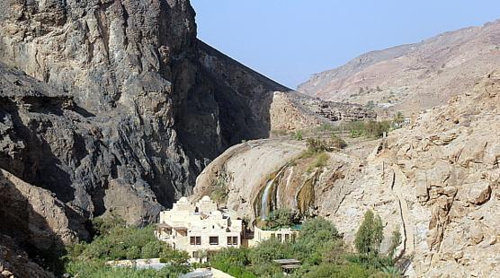 Jordanie : De la mer aux montagnes...(reportage)