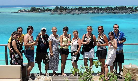 Éducotour de Voyages Cassis en Polynésie Française: arrêt sur image