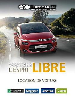 La brochure 2014 – en couverture la Citroën C4 PICASSO –