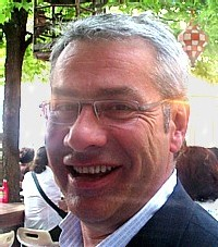 Claude Noel représentant de Travel Alberta au Québec