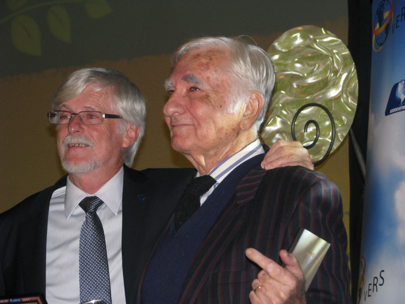 Gilles Doucet et Michel Siritski accèdent à la Galerie d'honneur Transat (vidéo)