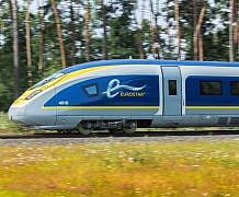 Eurostar fête son 20e anniversaire