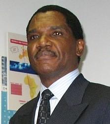 M. Baba Hamadou Ministre du Tourisme du Cameroun