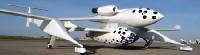 Richard Branson lance Virgin Galactic, première compagnie commerciale de transport spatial.