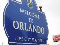 Jeanne a épargné les infrastructures touristiques d'Orlando