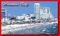 Atlantic City perturbée par une grève dans les hôtels-casinos