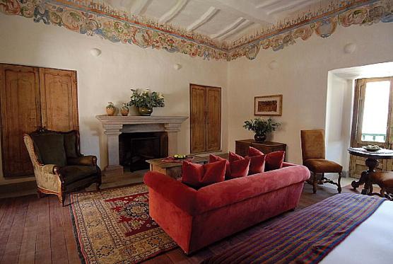 A l'hôtel Inkaterra La Casona, emménagé dans un ancien manoir du 16ème siècle