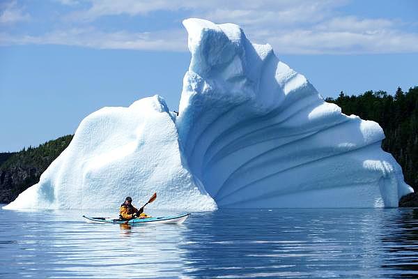 Fortune Harbour : Paul Langdon de Canoe Hill Adventures.