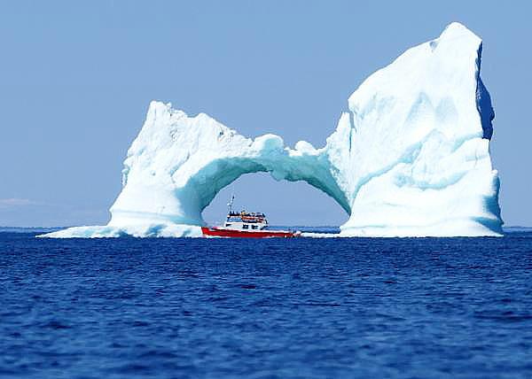 Twillingate, capitale mondiale des icebergs.