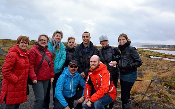 Éducotour de Tours Cure-Vac en Islande : arrêt sur image