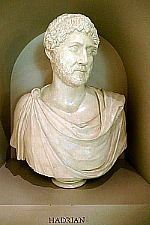 L'Angleterre célébrera l'empereur Hadrien (Reportage)