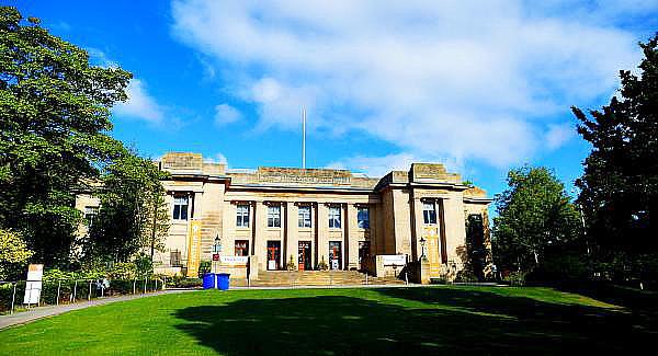 Hancok Museum - Newcastle