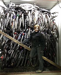 Cyclo Nord-Sud et Lynne St-Jean remercient les agens de voyages