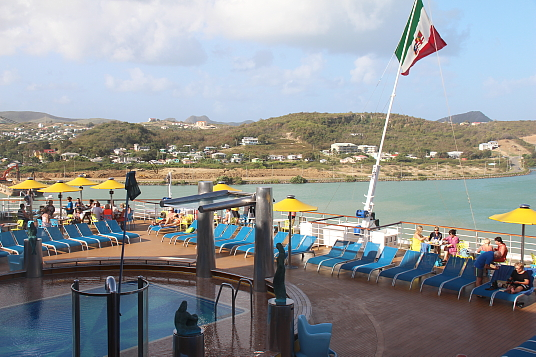 En croisière sur le Costa Favolosa (reportage)