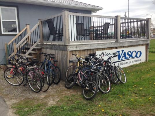 Vos vieux vélos ? Lynne St Jean s'en occupe !