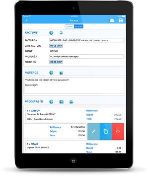 PC-Voyages lance les applications tablettes TravelWorks de son logiciel PC Voyages.
