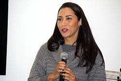 Angie Diaz, directrice des ventes régionales USA & Canada, pour les hôtels de Punta Cana