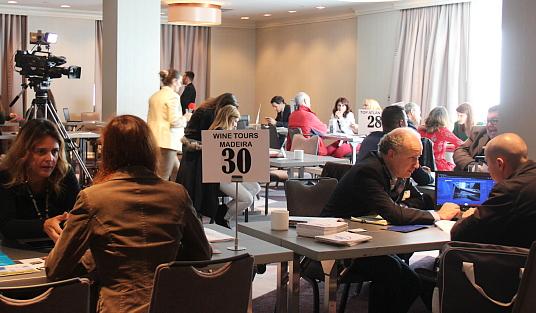 Cette année, trente fournisseurs (dont 4 régions) du Portugal participaient à cet événement.