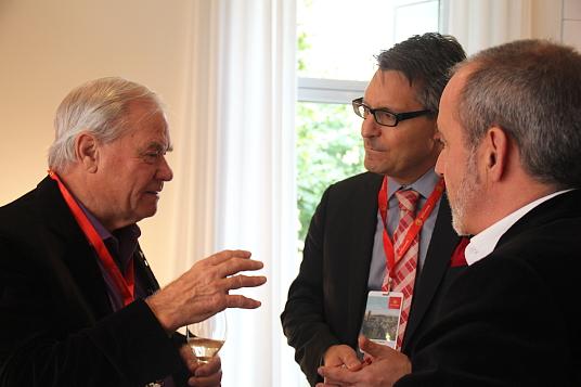 Plusieurs voyagistes et partenaires de la Suisse étaient également présents.