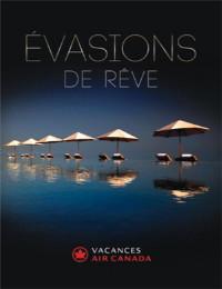Des évasions de rêve avec une nouvelle gamme de luxe de Vacances Air Canada