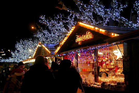 L'Alsace possède de nombreux ingrédients gagnants pour faire mousser la magie de Noël
