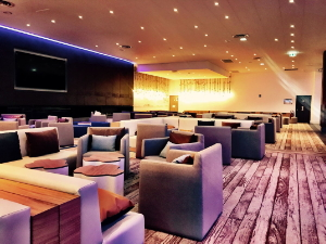 Le bar principal du Club Med Grand Massif Samoëns Morillon