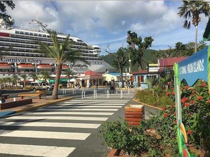 Carnival de retour à St Thomas et St Maarten