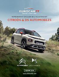 Eurocar TT annonce le lancement de sa brochure 2018