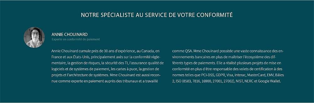 ' Proconform : LA solution bilingue et clé en main pour la Conformité PCI DSS des agences de voyages! '