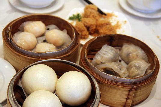 Vingt restaurants font partie de la Dumpling Trail
