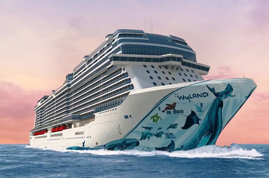 NCL voit grand pour l'inauguration du Norwegian Bliss