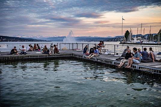 La Région de Zurich a enregistré la plus forte croissance de visiteurs canadiens en 2017. (Zürich Tourisme/ Alex Buschor)