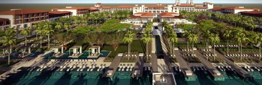 Un nouvel hôtel de 1020 chambres à Punta Cana