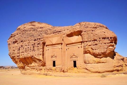 Un important site touristique en développement en Arabie Saoudite