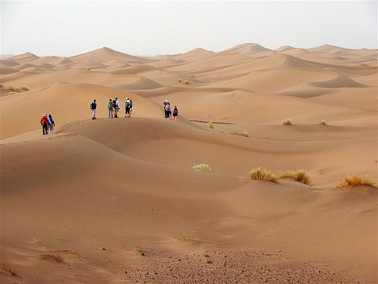 Maroc : Fascinante Marrakech, entre mer et désert