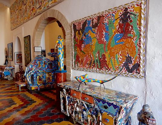 Galerie d'Art à Essaouira