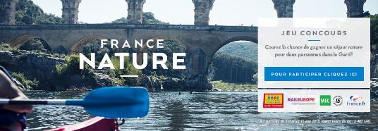 Nouvelle campagne France Nature pour célébrer le printemps