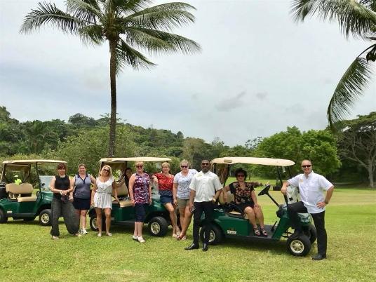 Des agents du Québec en Jamaïque à l'invitation de Sandals Resorts