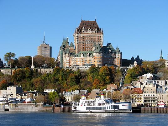 Québec encore élue meilleure destination au Canada