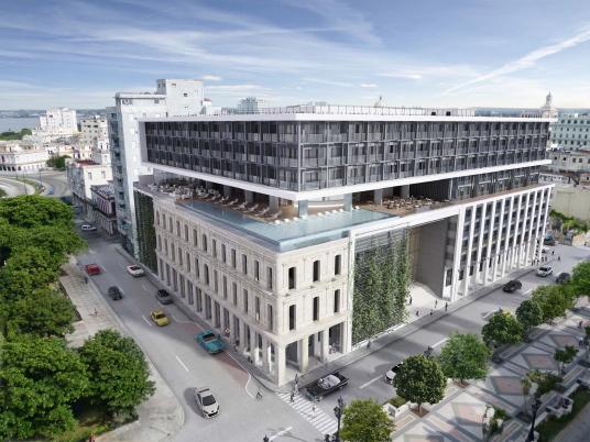 Iberostar Grand Packard ouvrira ses portes à la fin 2018