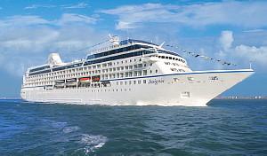 Rénovations majeures pour les 4 navires de classe R d'Oceania